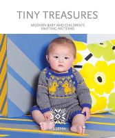 MILLAMIA  TINY TREASURES  KNITTING PATTERN BOOK - for babies and small children